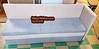Диван для узкой комнаты с ящиком + спальным местом + угловая спинка, фото 1