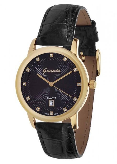 Годинник жіночий GUARDO 10595 GBB
