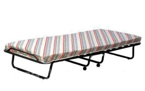 Раскладушка-кровать Ольга 197х80 см с матрасом