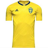 Футбольная форма Швеции 2017-2018 купить в интернет магазине Украина