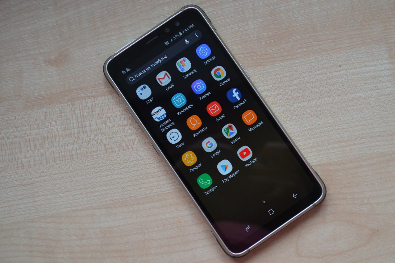 Samsung Galaxy S8 Active 64Gb SM-G892A Gold Оригинал!