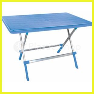 Складной стол с алюм. ножками