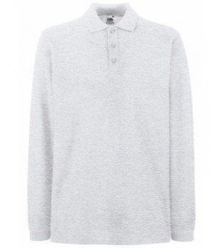 Мужская рубашка поло с длинным рукавом 310-94-В101 fruit of the loom