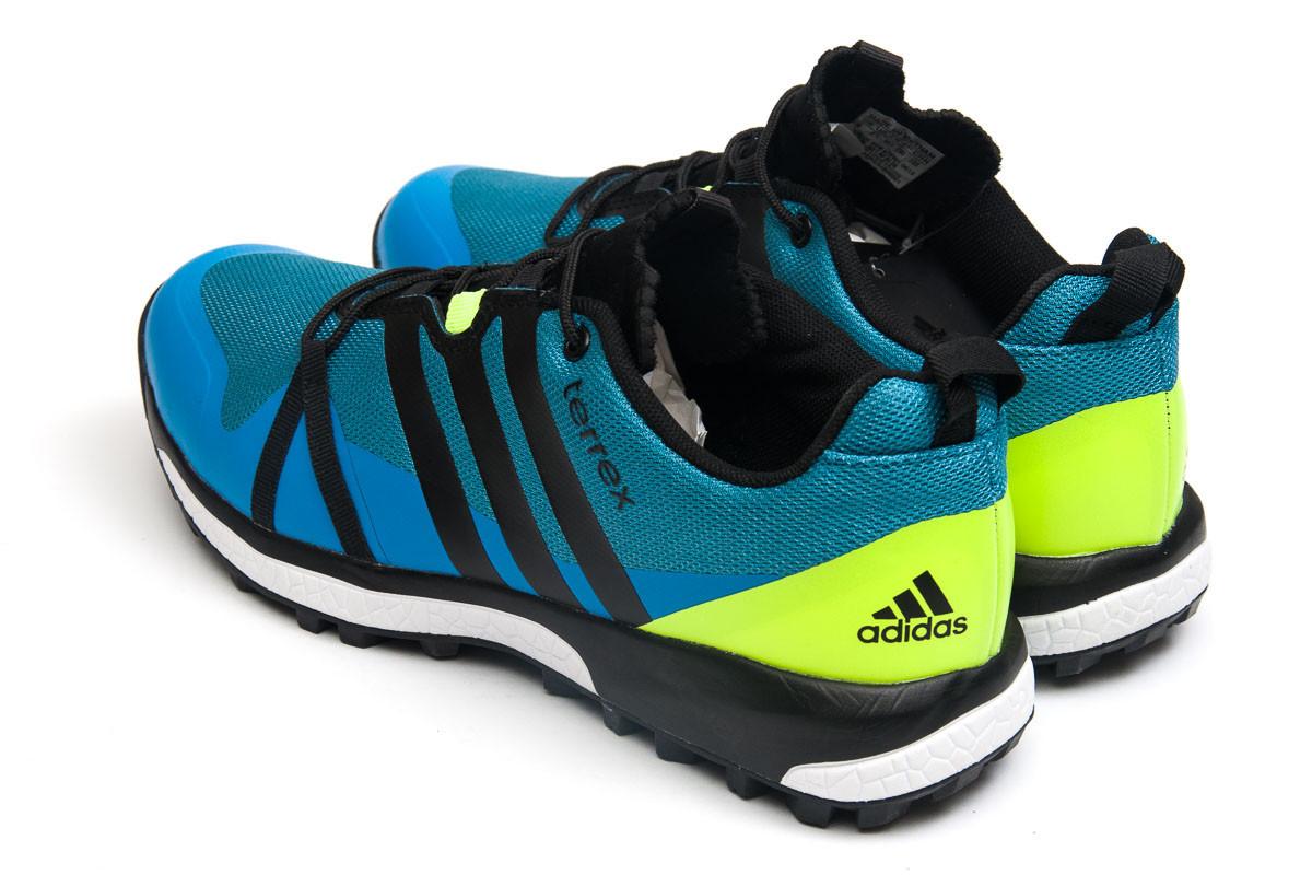 ... Кроссовки мужские в стиле Adidas Terrex Boost, синий (11661),   41 42 9c38b91193f