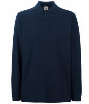 Мужская рубашка поло с длинным рукавом 310-AZ-В102 fruit of the loom