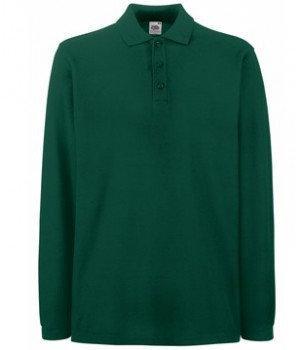 Мужская рубашка поло с длинным рукавом 310-TM-В103 fruit of the loom