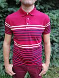 Стильная мужская футболка маратон, фото 2