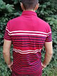 Стильная мужская футболка маратон, фото 3