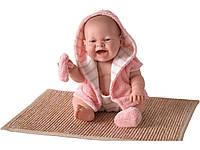 Большая кукла пупс Девочка Lola Berenguer 18721 Время купаться38 см