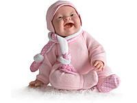 Большая кукла пупс Девочка Lola Berenguer 18722 Время купаться 38 см