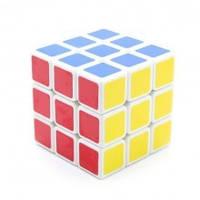 Кубик Рубика 3х3 ShengShou Aurora белый, фото 1