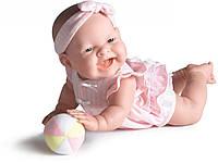 Большая кукла пупс Девочка Lola с мячиком Berenguer 18723 38 см