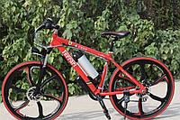 Электровелосипед FERRARI ELECTROBIKE RD (красный)