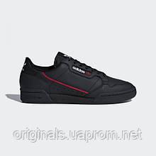 Кожаные кроссовки женские Adidas Continental 80 B41672
