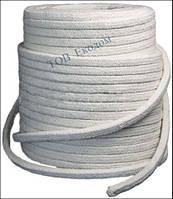 Квадратний керамічний шнур Europolit ECZ 10 мм (до 1200°C, Польща)