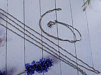Цепочка сталь 45 см (толщина 1,7 мм)