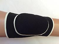Наколенник волейбол детский черный . 0735
