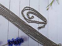 Цепочка сталь 60 см (толщина 3 мм)