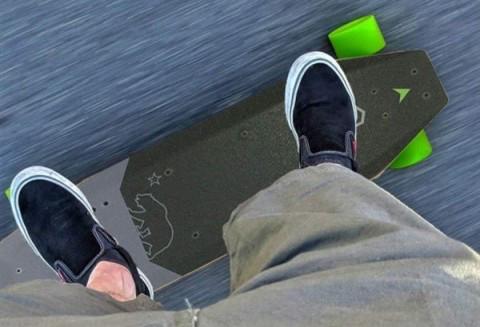 Xiaomi выпустила первый скейтборд