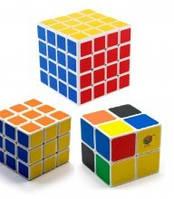 Три куба для начинающих
