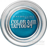 Тени для век Maybelline New York Color Tattoo 24 Hour №20 turquoise forever 39c190a57bdd3