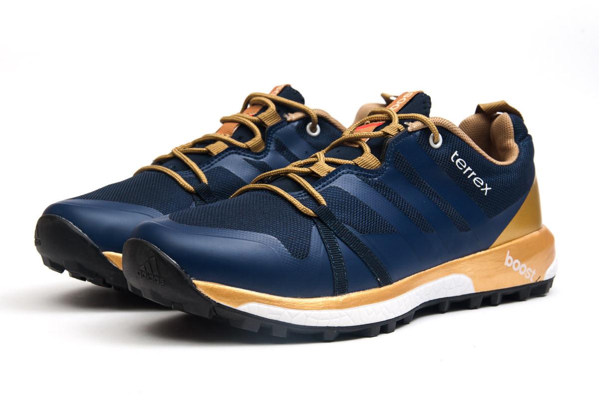 ...   Кроссовки мужские в стиле Adidas Terrex Boost, темно-синий (11662),  ... fb221b989d9