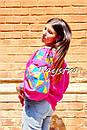 Блузка вышиванка этно стиль, Bohemian, яркая вышитая блуза, фото 8