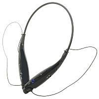 ➤Гарнитура Smartfortec HBS-730 Bluetooth ★ Black для пробежек тренировок ★ телефона и планшета с контроллером
