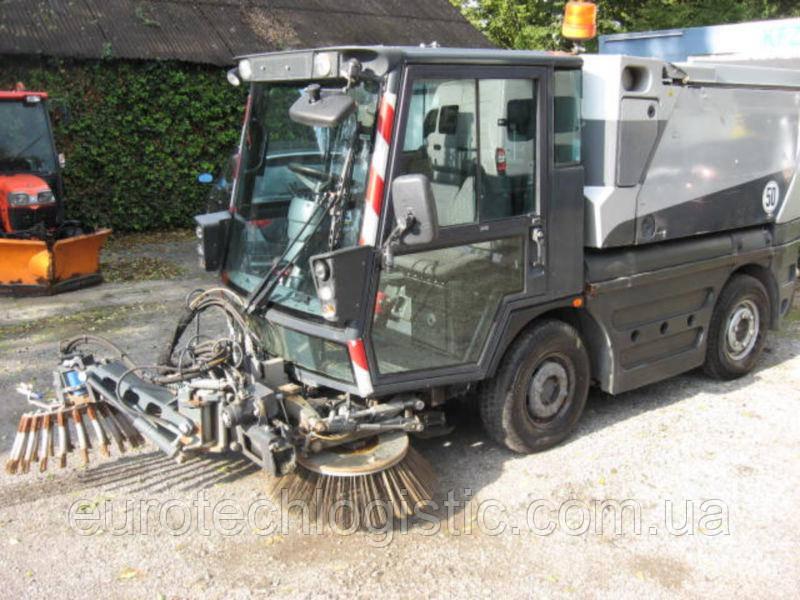 Подметально-уборочная машина Schmidt Swingo Compact 200.