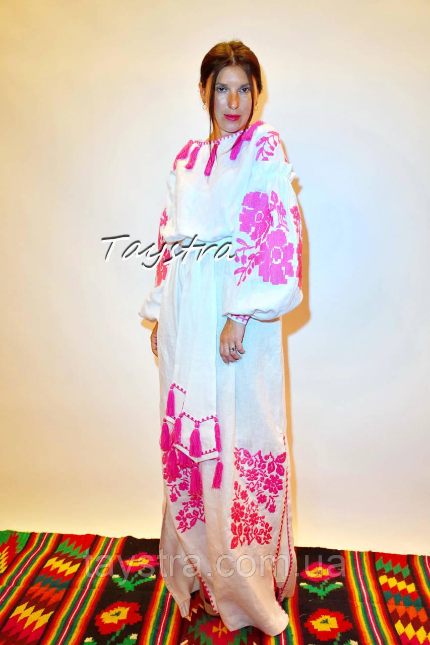 919eb87078134e Платье вышиванка лен этно бохо шик,вишите плаття,на свадьбу платье выпускное