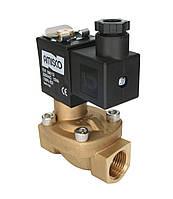 """Электромагнитный клапан GEVAX 1/2"""" 140˚C непрямого действия НЗ 1901-KBED016-120"""