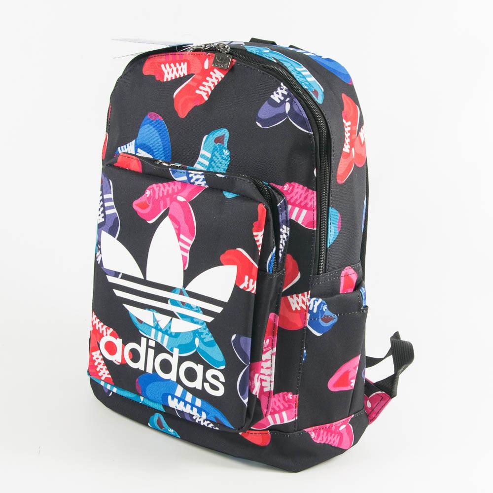 Спортивный рюкзак Adidas - черный - 90154