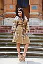 Вышитое платье лен, вишите плаття вишиванка, украинское платье с вышивкой, фото 2
