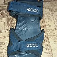 Подростковые кожаные босоножки ЕССО