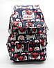 Удивительный текстильный женский рюкзак IМE-060090