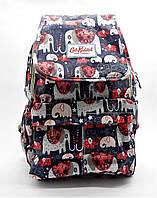 Удивительный текстильный женский рюкзак IМE-060090, фото 1
