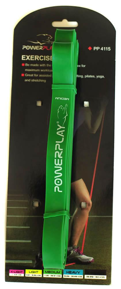 Эспандер-петля green/ medium 4115