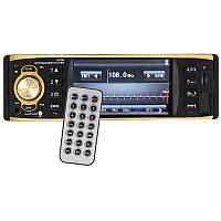 """☀Автомагнитола Lesko 4019B WinCE 1 DIN c экраном 4.1"""" и Bluetooth подключением USB/карта памяти 2 пульта ДУ"""