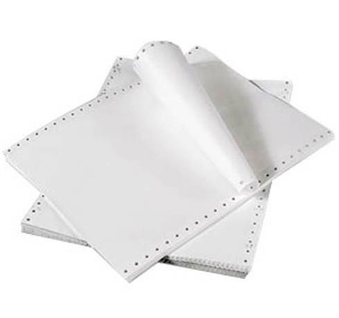 Бумага перфорированная и рулонная