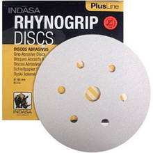 Шлифовальные круги INDASA RHYNOGRIP DISCS 150 мм