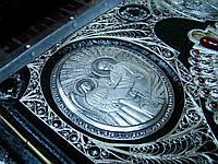 Евангелие. Silver Light. VIP книга