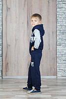 Спортивные костюмы детские оптом - трикотаж (3-6лет) Украина, фото 1
