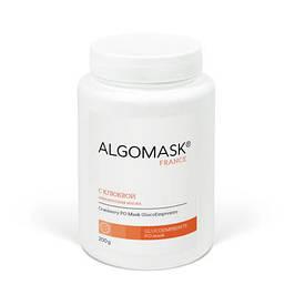 Альгинатные маски для лица на основе глюкозы и альгината