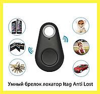 Умный брелок локатор Itag Anti Lost