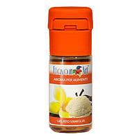 Gelato Vanilla ароматизатор FlavourArt (Ванильное мороженное джелато)