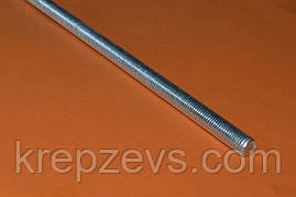 Шпилька резьбовая M8х1000 с левой резьбой DIN 975