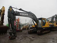 Гусеничный экскаватор Volvo EC 290 BNLC.