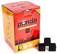 Кокосовый уголь для кальяна Panda Cube Classic Red