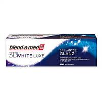 Blend-a-med Zahncreme 3D white Luxe - Зубная паста