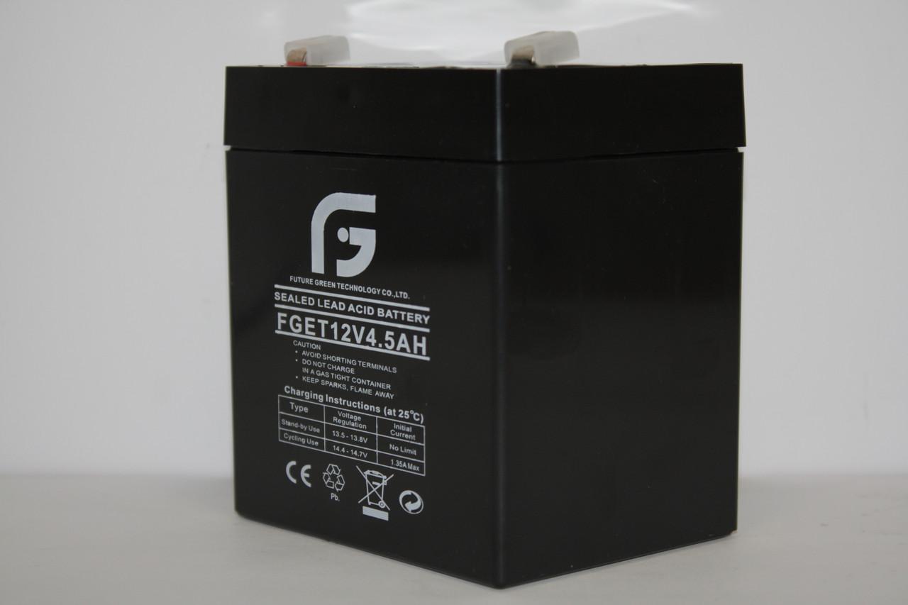 Аккумулятор 12В 4.5А FGET